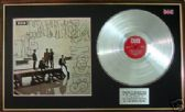 MOODY BLUES- Platinum disc & cover - The Magnificent..